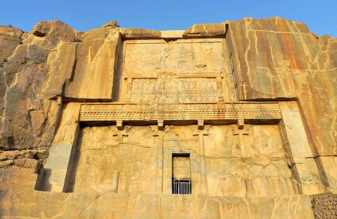 آرامگاه اردشیر دوم