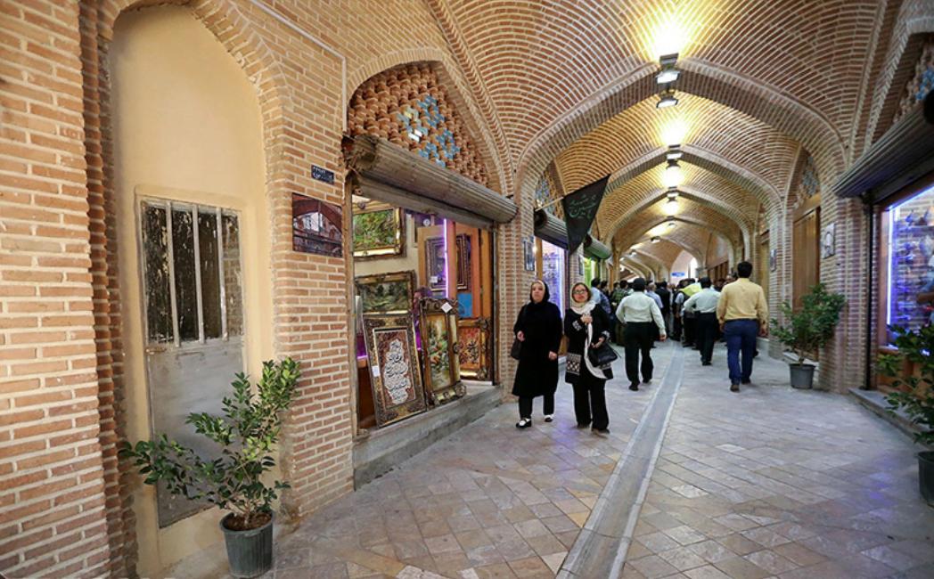 بازارچه عودلاجان تهران جاهای دیدنی تهران (100 جاذبه گردشگری تهران)