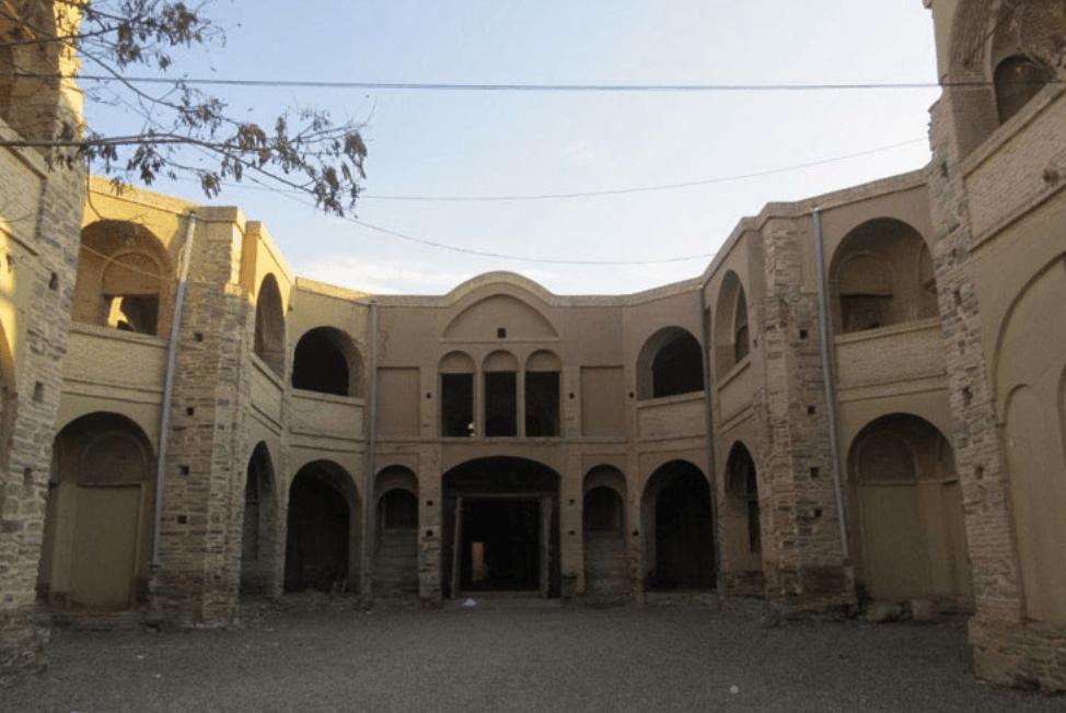 بافت تاریخی شهر نراق