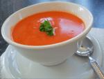 سوپ گوجه فرنگی اصفهان