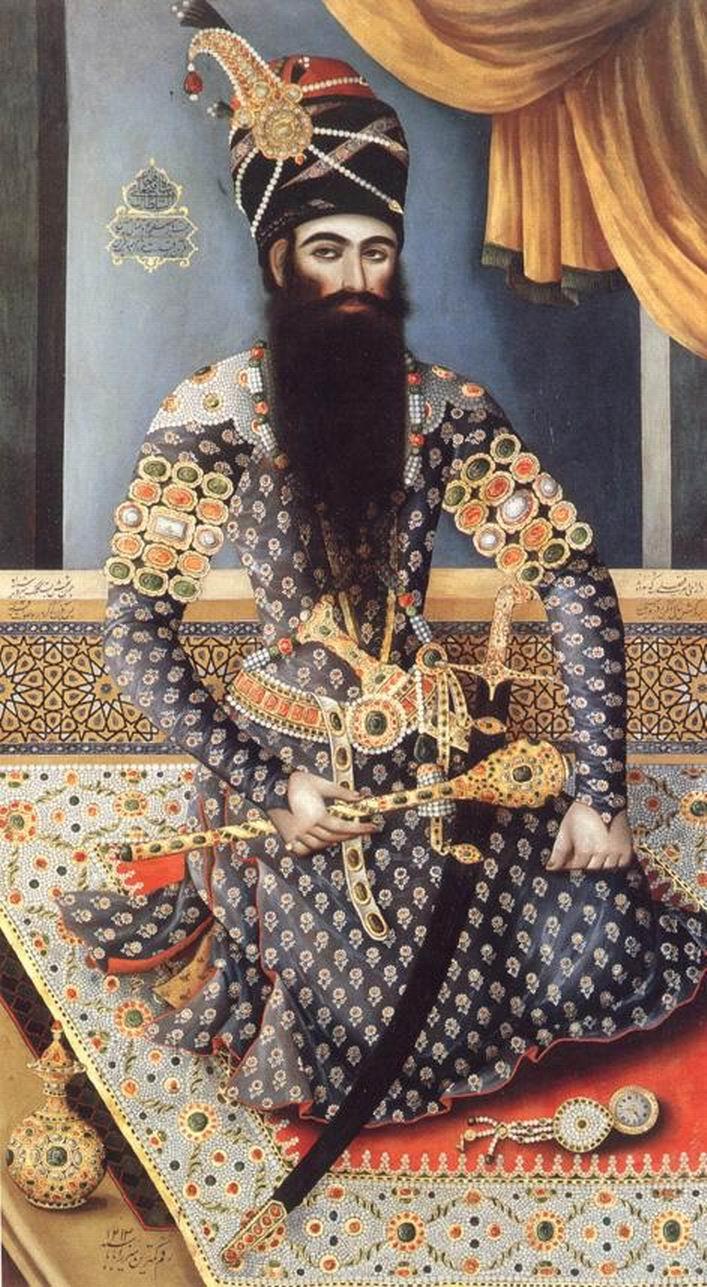 محل دفن فتحعلی شاه قاجار قم محل دفن فتحعلی شاه قاجار قم