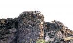 قلعه سنگی میانه
