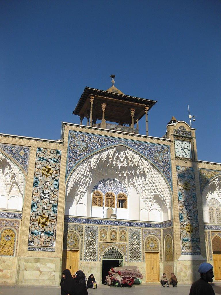 محل دفن فتحعلی شاه قاجار قم