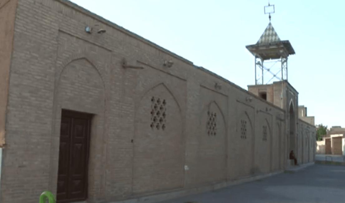 مسجد جامع زرین شهر