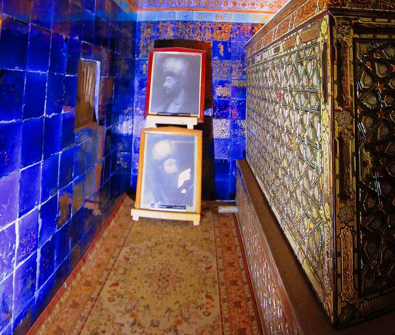 مقبره شاه اسماعیل اول اردبیل