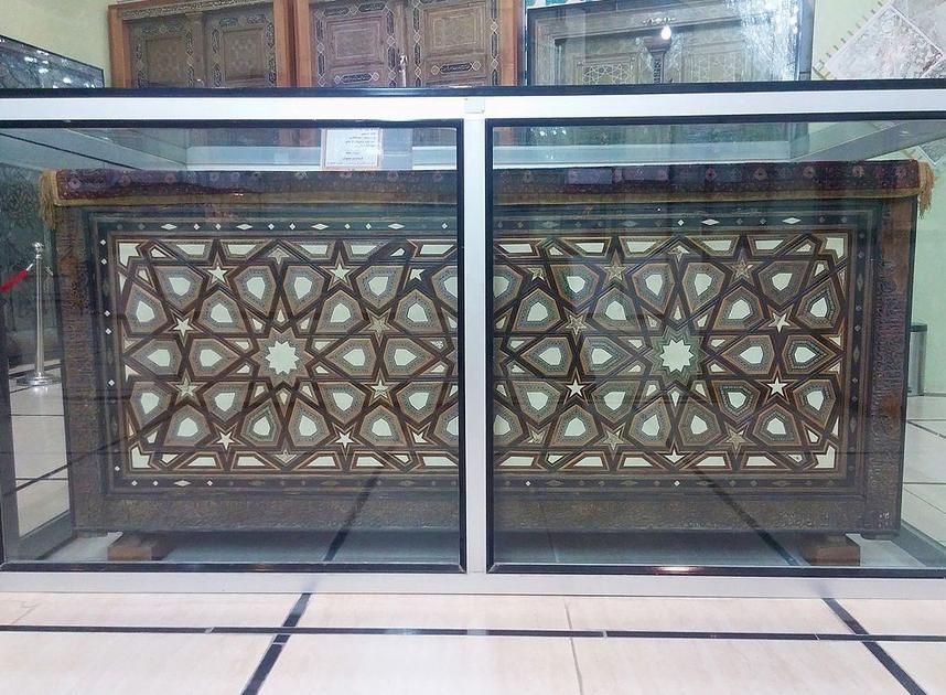 مقبره شاه صفی یکم قم