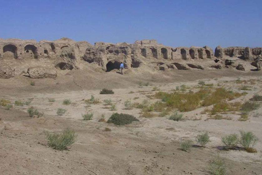 کاروانسرای نصرت آباد زاهدان