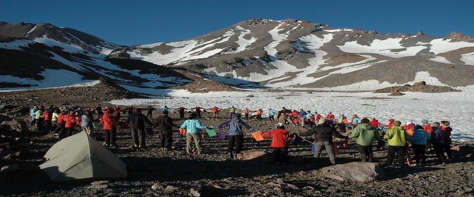 کوهنوردی  کوه نوردی چیست ؟
