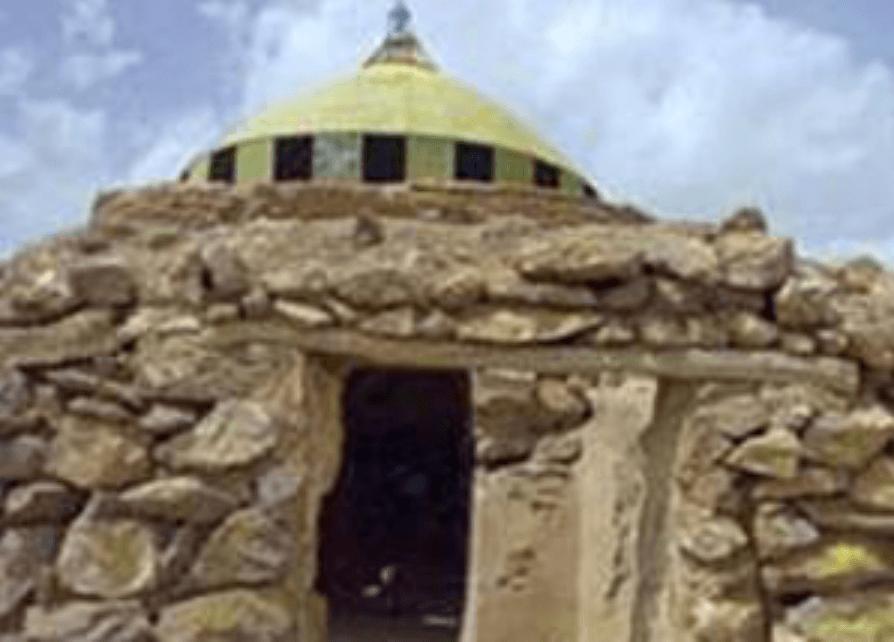 آرامگاه خواجه عکاشه آباده