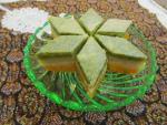باقلوای سه رنگ قزوین