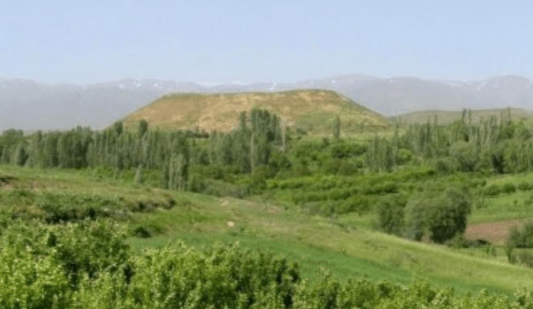 تپه باستانی بروانان ترکمانچای