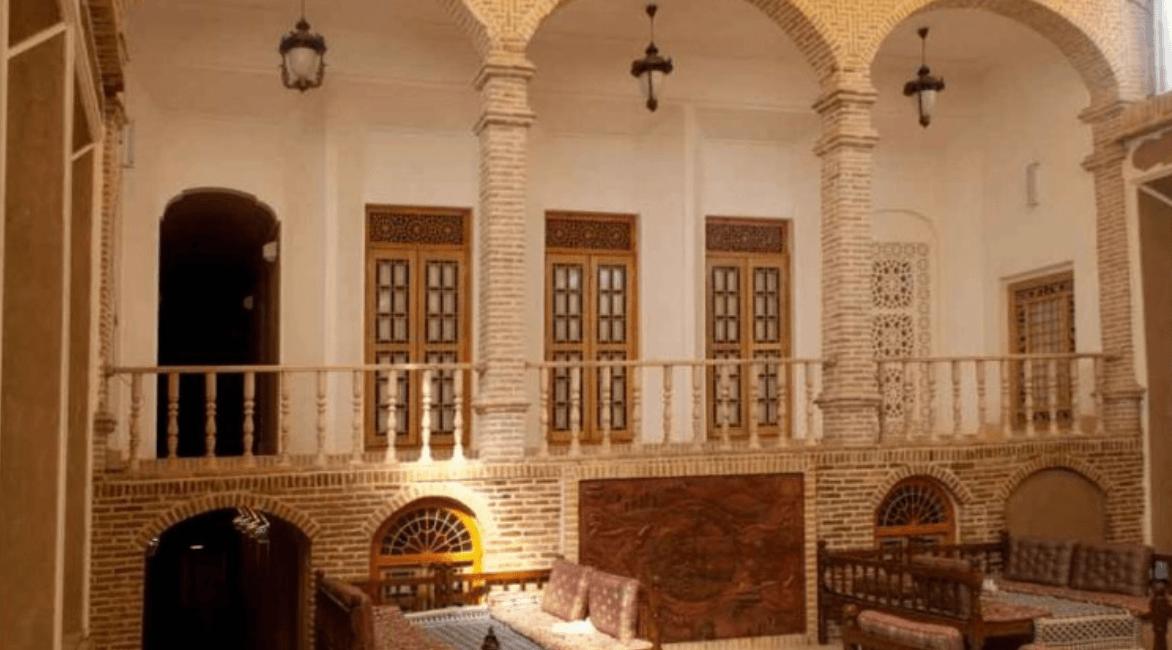 خانه حاج ملک میبد