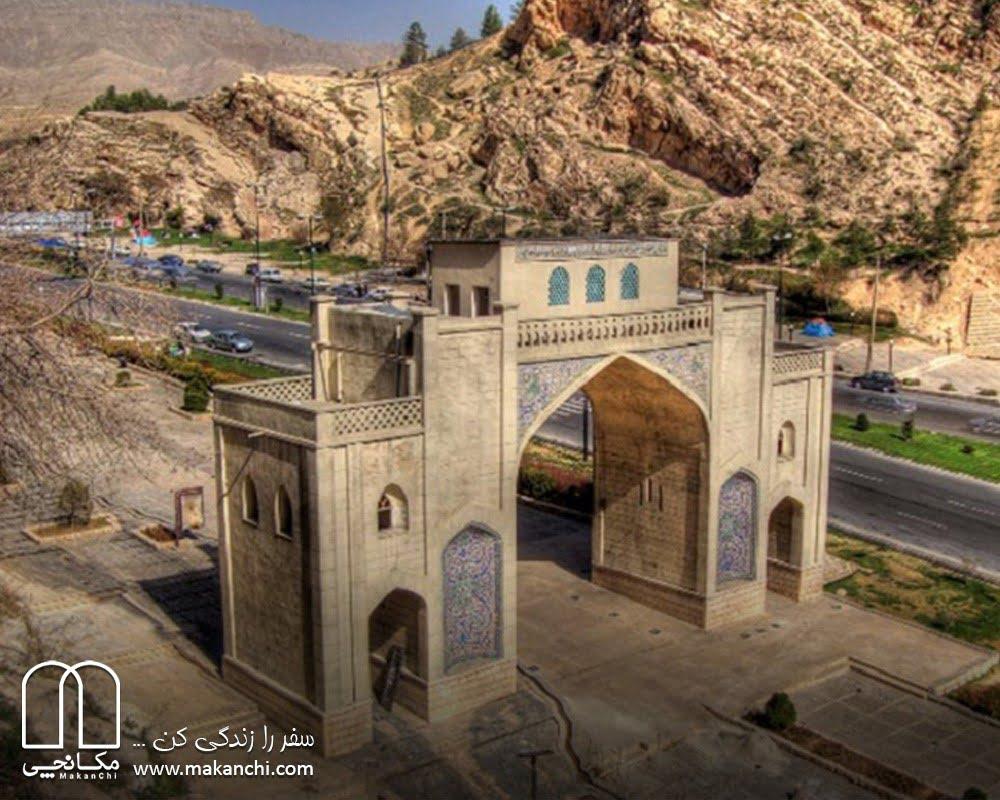 فهرستی از جاذبهها و اماکن دیدنی مشهد، شیراز و کیش