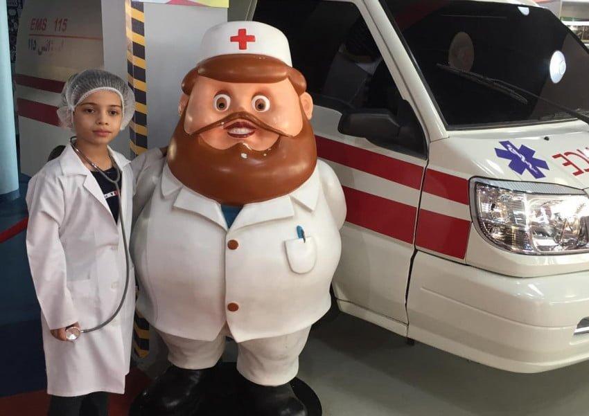 دکتر لند کودک خود را به مجموعه تفریحی دکتر لند تهران برده اید؟