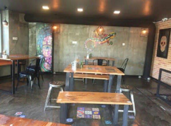 رستوران مکزیکی ایلا تهران