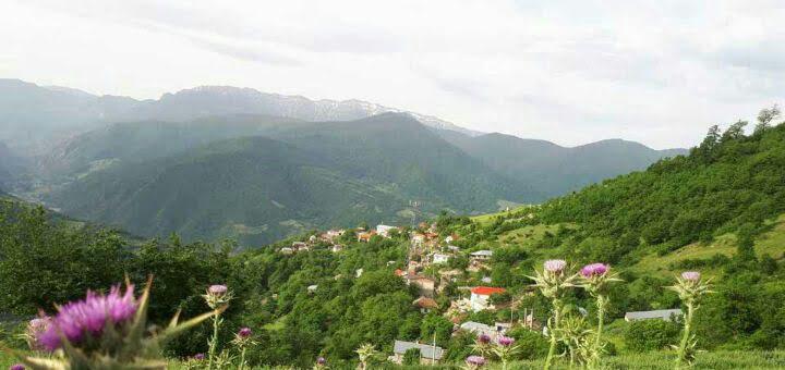 روستای سنام
