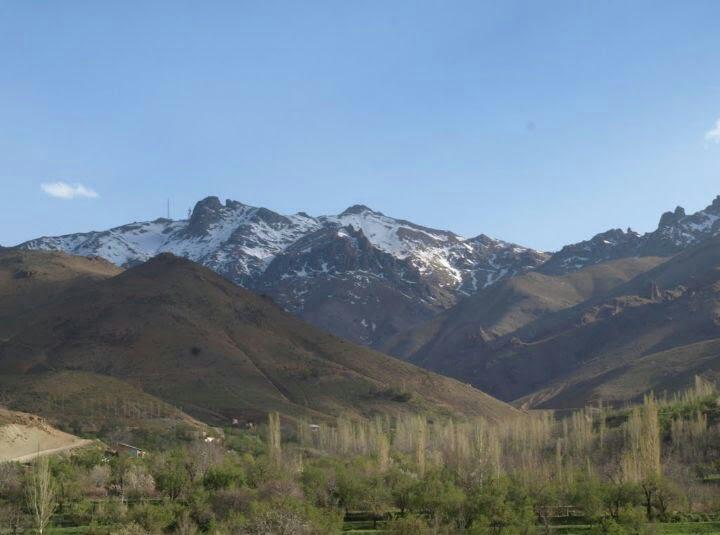 روستای نقوسان