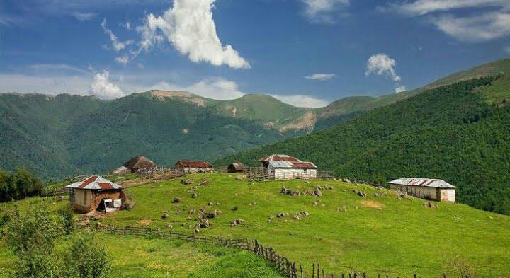 روستای ییلاقی سوباتان