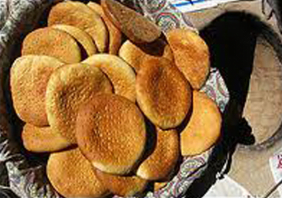 نان کلوا مازندران