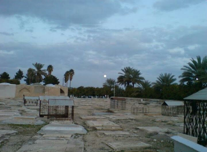 قبرستان فردوس کرمانشاه
