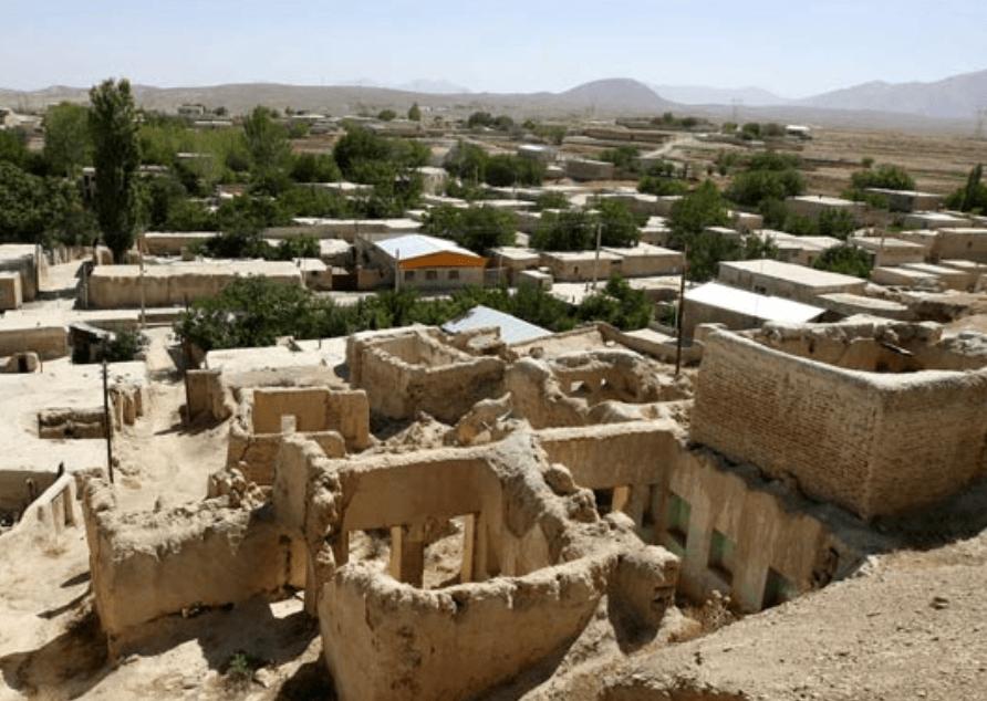 قلعه تاریخی رحمت آباد خوانسار