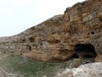 مجموعه صخره ای بی بی کند شاهین دژ