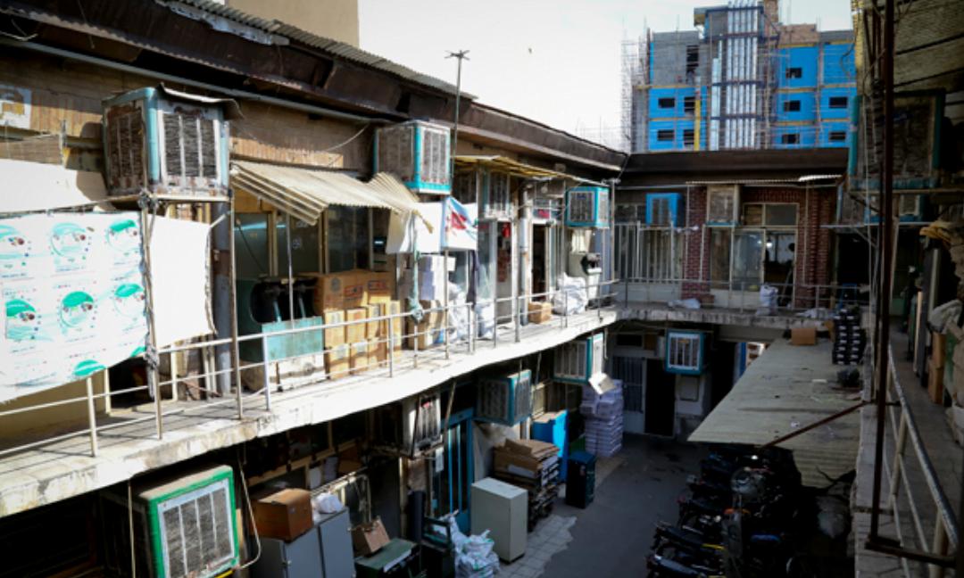 محله سنگلج تهران