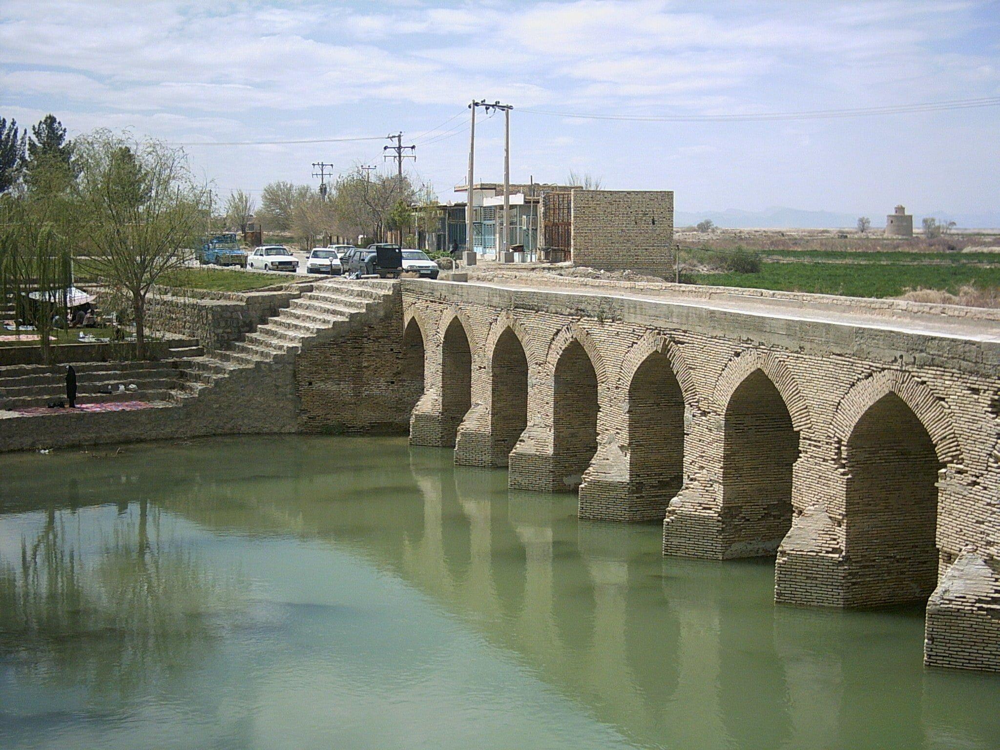 پل ورزنه اصفهان