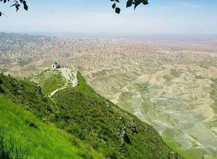 گورستان تاریخی خالد نبی