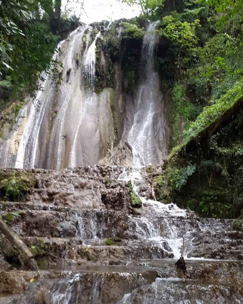 آبشار اسکیلم رود آبشار اسکلیم رود
