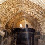 آب انبار زنانه بازار قزوین