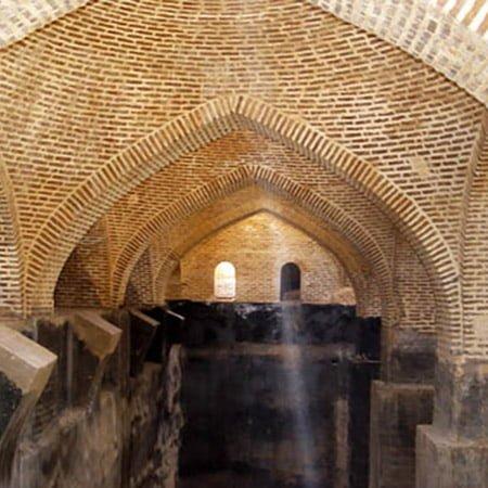 آب انبار زنانه قزوین