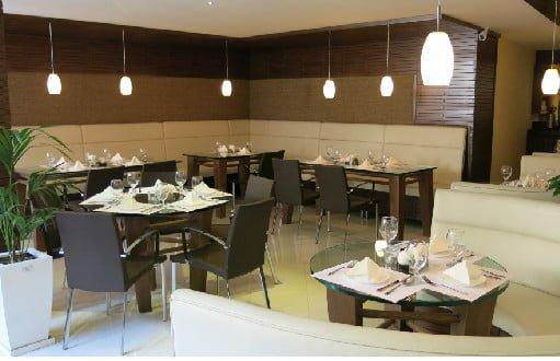رستوران گیاهی آناندا  برترین رستورانهای گیاهی در تهران
