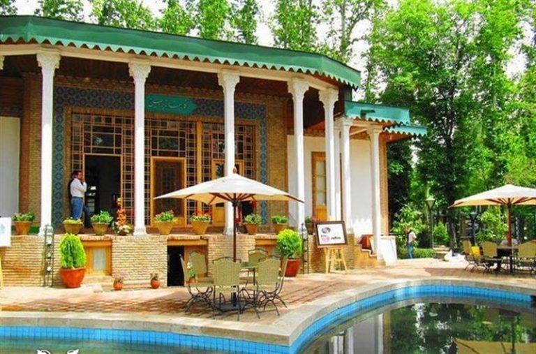 باغ موزه هنر  رمانتیک ترین جاهای تهران برای قرارهای عاشقانه