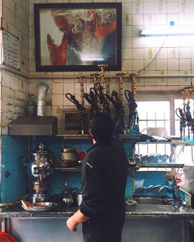 بهترین املت فروشی در تهران
