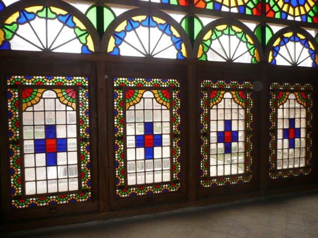 خانه شهیدی قزوین
