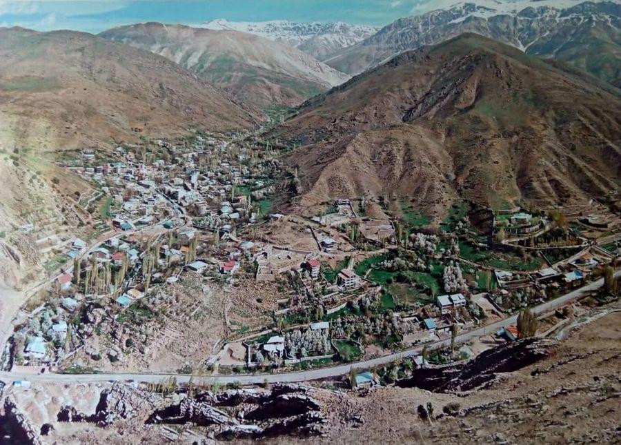 روستای آبنیک