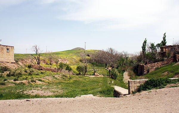 روستای جرندق