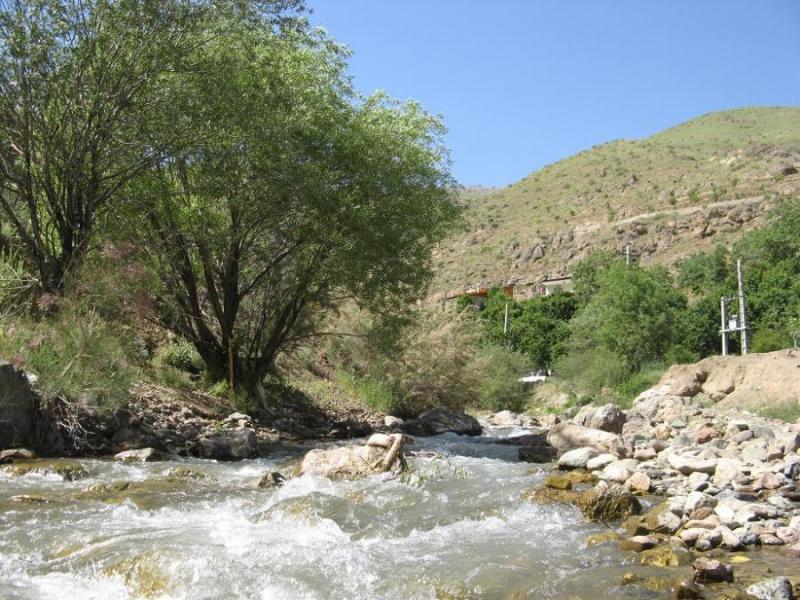روستای وسکاره رودهن