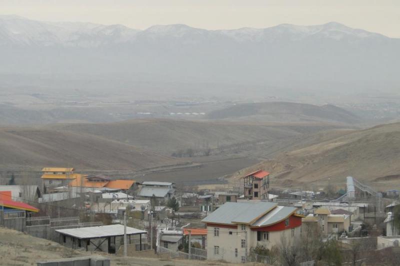 روستای گل آهک