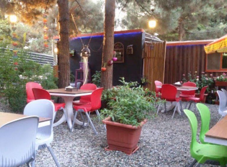 رستوران گیاهی زمین  برترین رستورانهای گیاهی در تهران