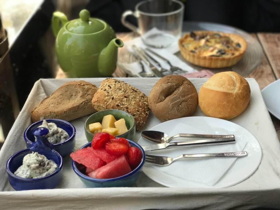 بهترین صبحانه در تهران