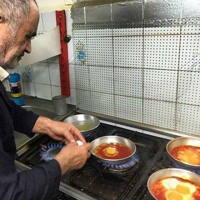 بهترین املت فروشی های تهران