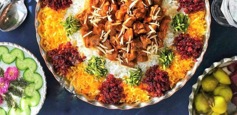 غذاهای سنتی ایران  معرفی بهترین غذاهای ایرانی ( 40 غذای سنتی ایرانی )