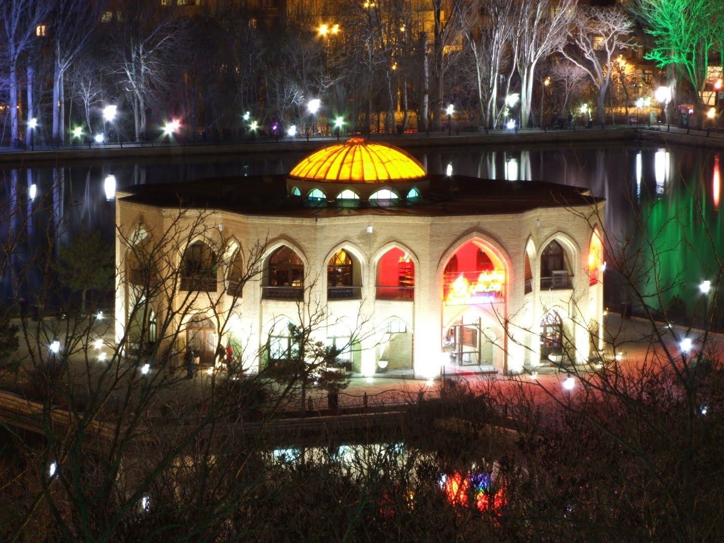 رزرو هتل های تبریز با تخفیف و 100 درصد آنلاین