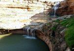 آبشار زیبا و رویایی چشمه گوش