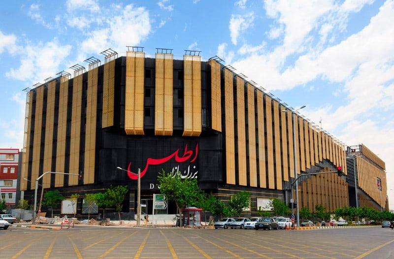 بازار اطلس مشهد جاهای دیدنی مشهد ،100 جاذبه گردشگری معروف