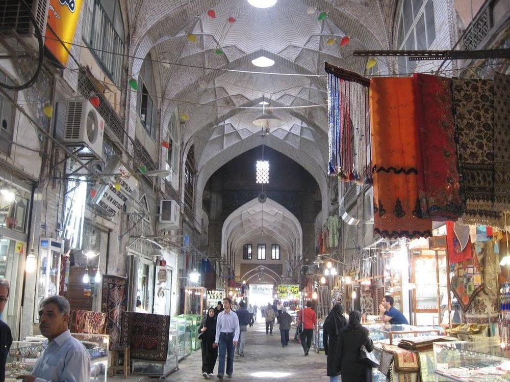 بازار ریسمان اصفهان  بازار ریسمان اصفهان