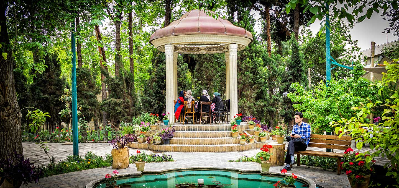 باغ نگارستان تهران  جاهای دیدنی تهران (100 جاذبه گردشگری تهران)