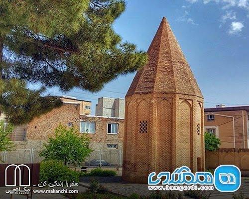 برج قربان دیدنی های همدان؛ گشت و گذار در پایتخت مادها